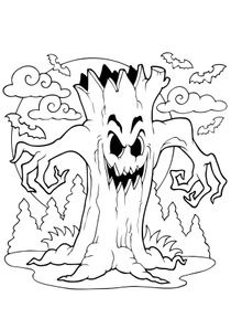 Coloriages Halloween A Imprimer Coloriages Fetes