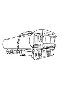 Coloriages Camions A Imprimer Coloriages Transports