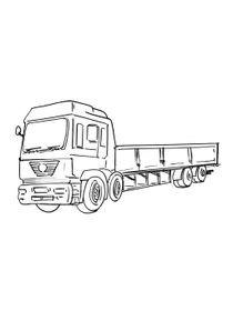 Coloriage Camion A Imprimer Gratuit.Coloriages Camions A Imprimer Coloriages Transports