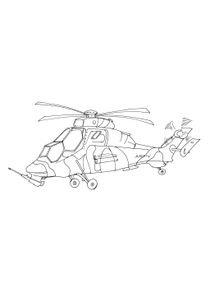 Coloriages Hélicoptères à Imprimer Coloriages Transports