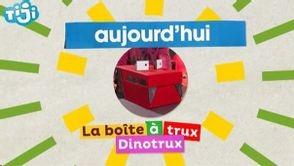 La boîte Dinotrux