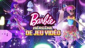 Barbie héroïne de jeux vidéos