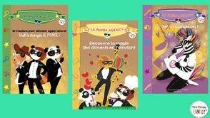 Les carnets de jeux créatifs