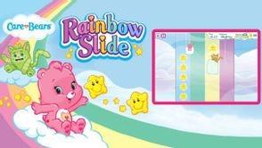 Jeu les Bisounours Rainbow Slide