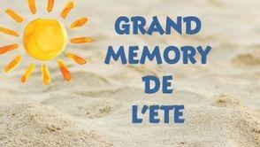 Memory de l'été
