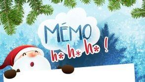 Memo Ho Ho Ho