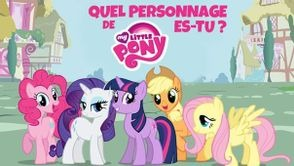 Quelle héroïne de My Little Pony es-tu ?