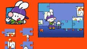 Puzzle Petit Lapin Blanc