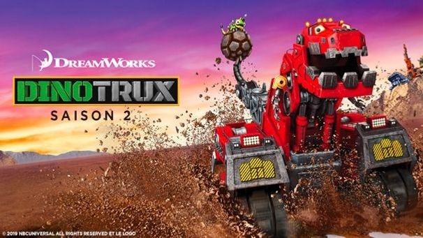 Dinotrux dossier