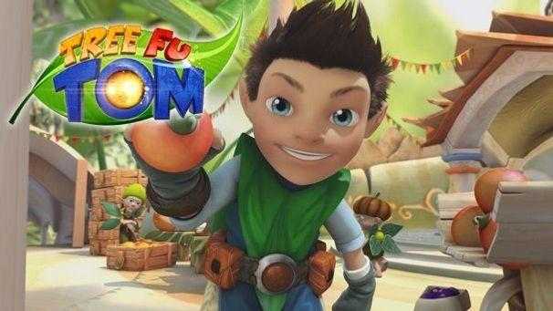 L'histoire de Tree Fu Tom