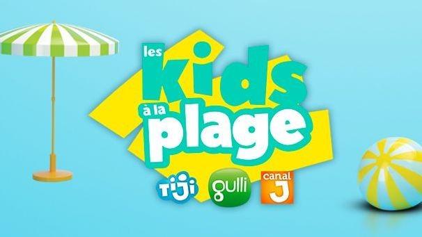 Les Kids à la Plage