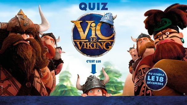 Quiz Vic le Viking