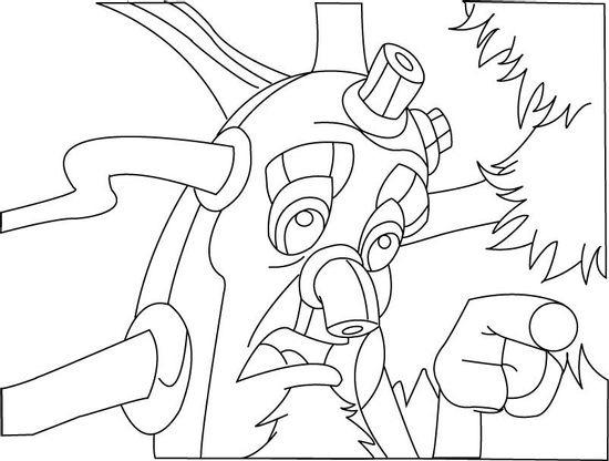 Coloriage Les Copains De La Foret 4 Coloriage Les Copains De La Foret Coloriages Dessins Animes