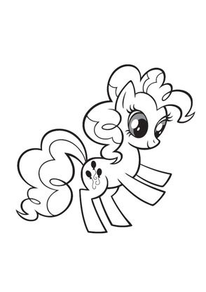 Coloriage My Little Pony 8 Coloriage My Little Pony Coloriages Dessins Animes