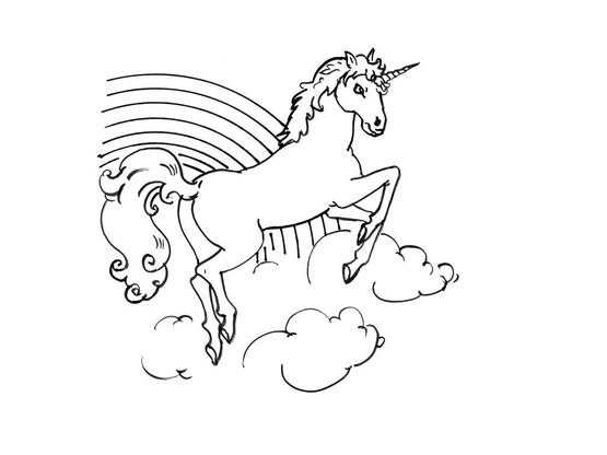 Coloriage Licorne 11 Coloriage Licornes Coloriages Personnages