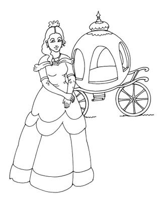 Coloriage Princesse 9 Coloriage Princesses Coloriages Personnages