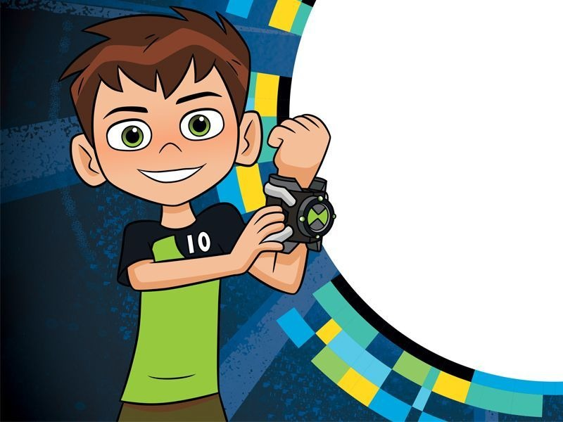 Ben 1 0 Personnages Dessin Anime Gulli