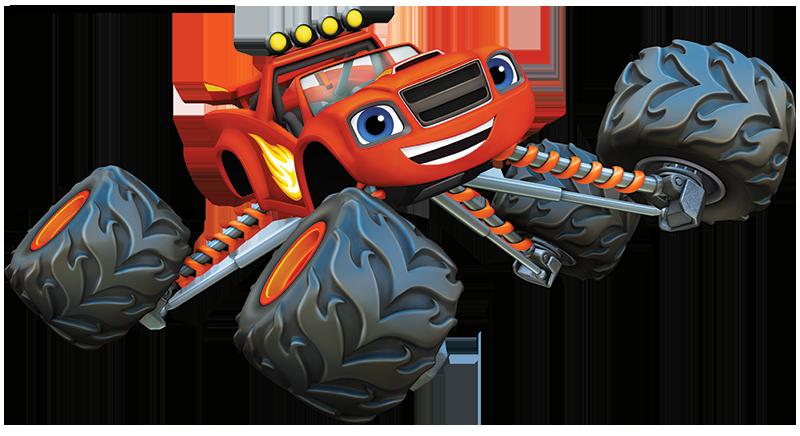 Blaze Et Les Monsters Machines Tous Les Personnages