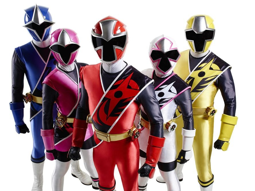 Images Power Rangers