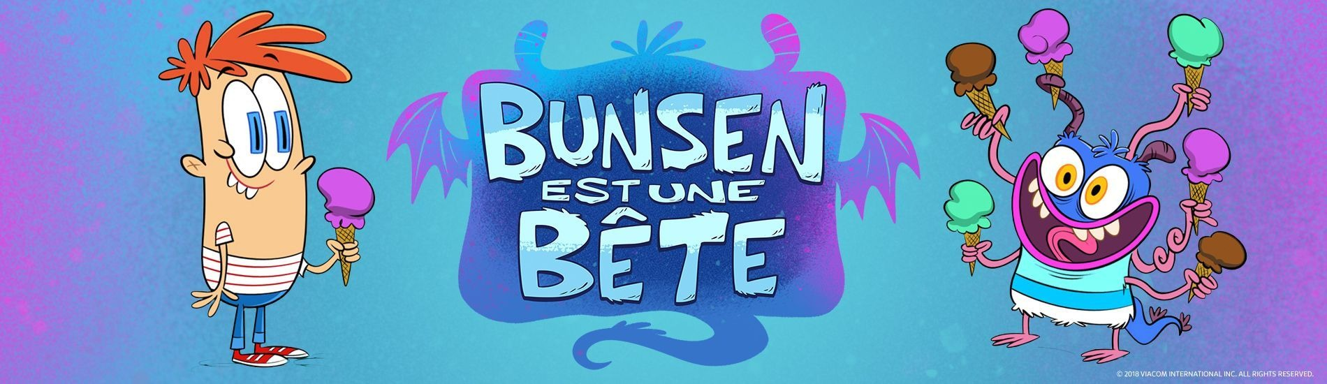 Bunsen est une Bête  en streaming sur Gulli Replay