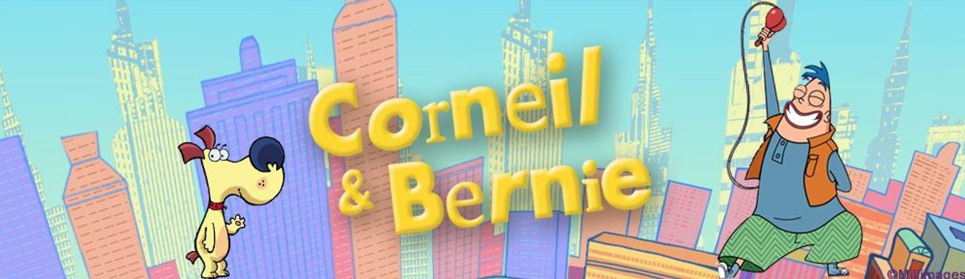 Corneil et Bernie en streaming sur Gulli Replay
