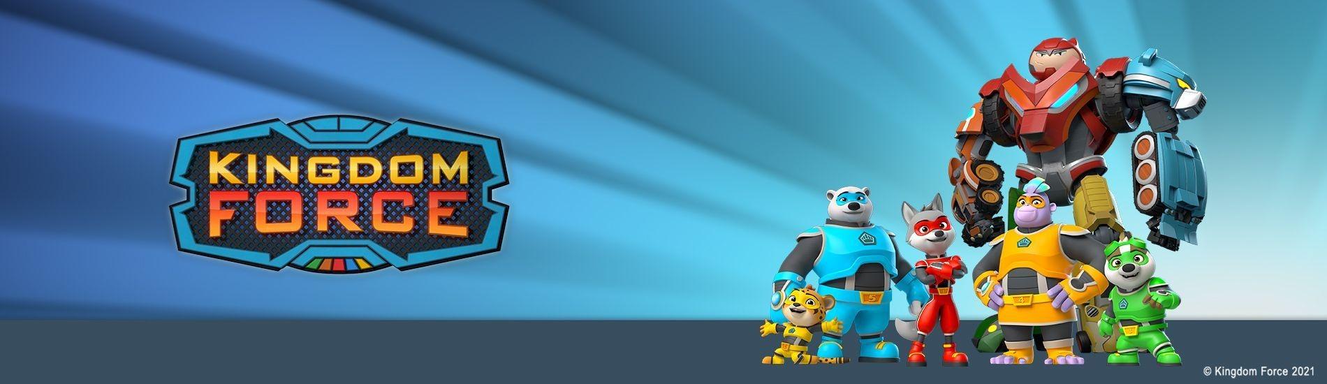 Kingdom Force en streaming sur Gulli Replay