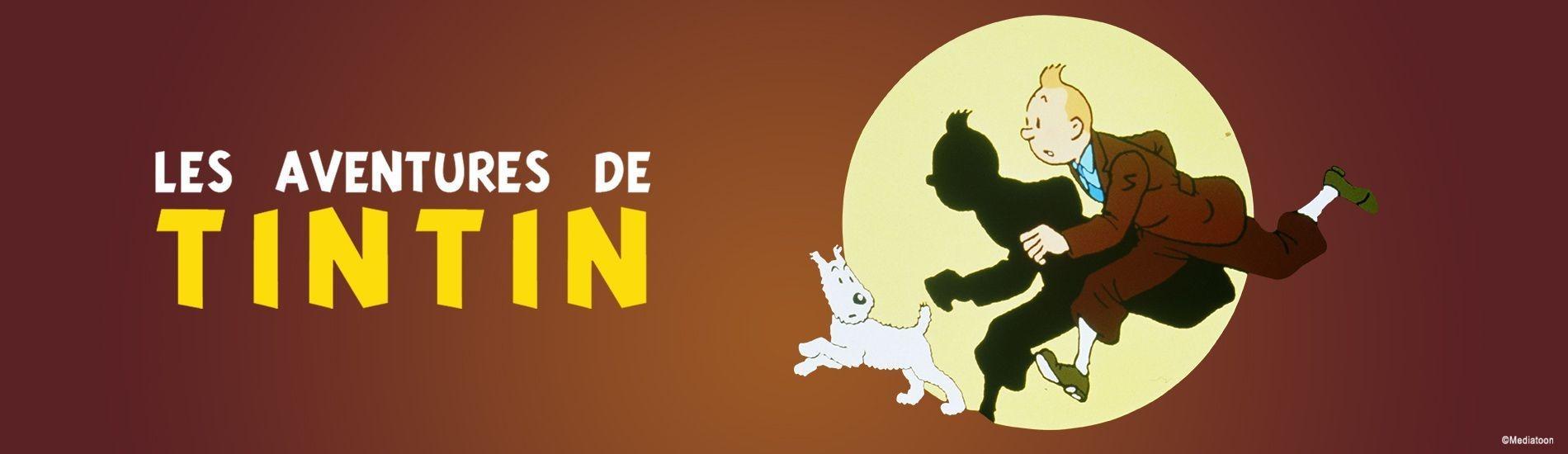 Les Aventures de Tintin en streaming sur Gulli Replay