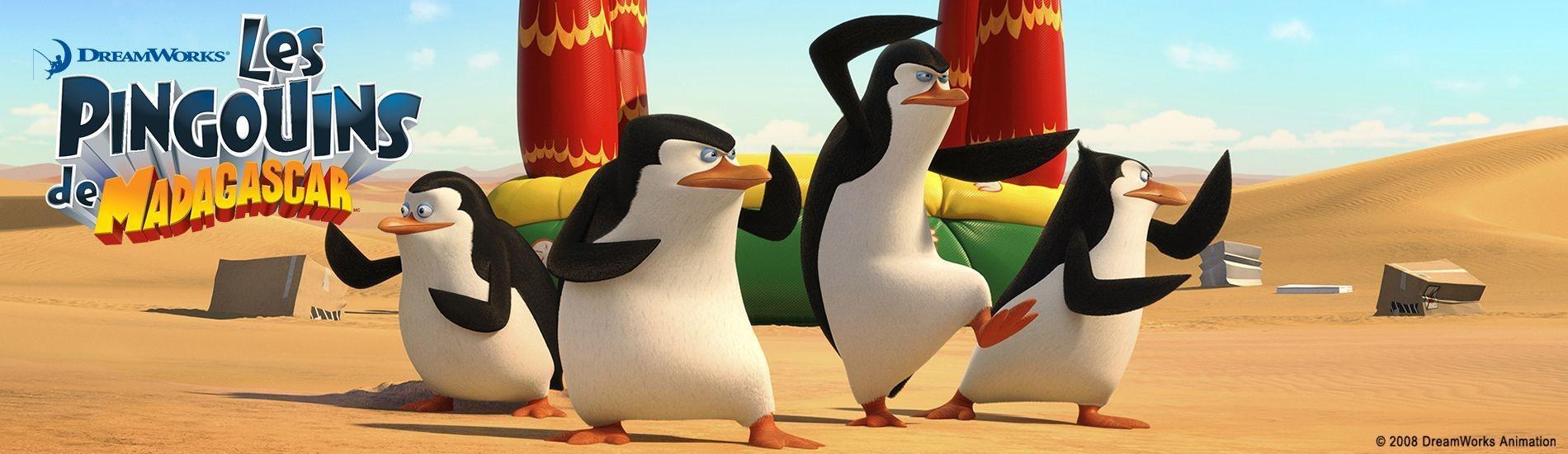 Les Pingouins de Madagascar en streaming sur Gulli Replay