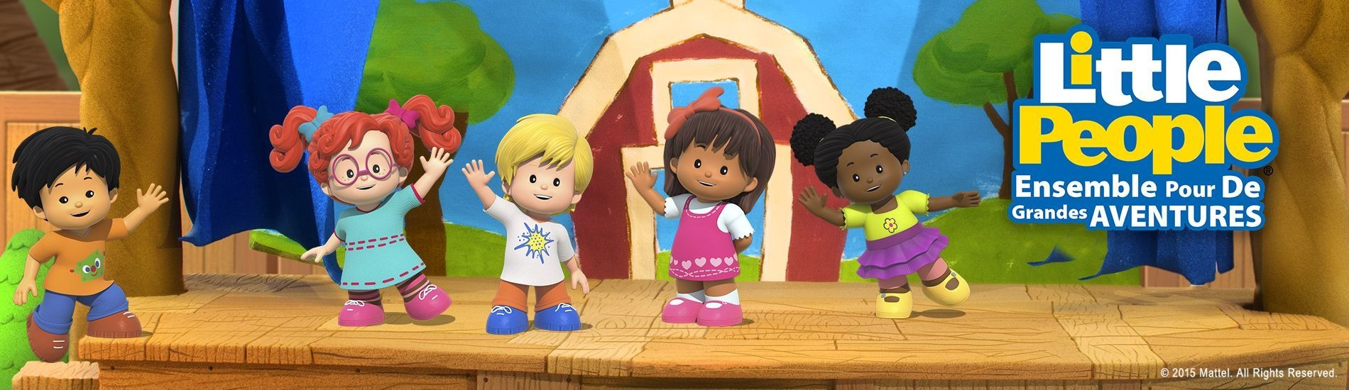Little People en streaming sur Gulli Replay