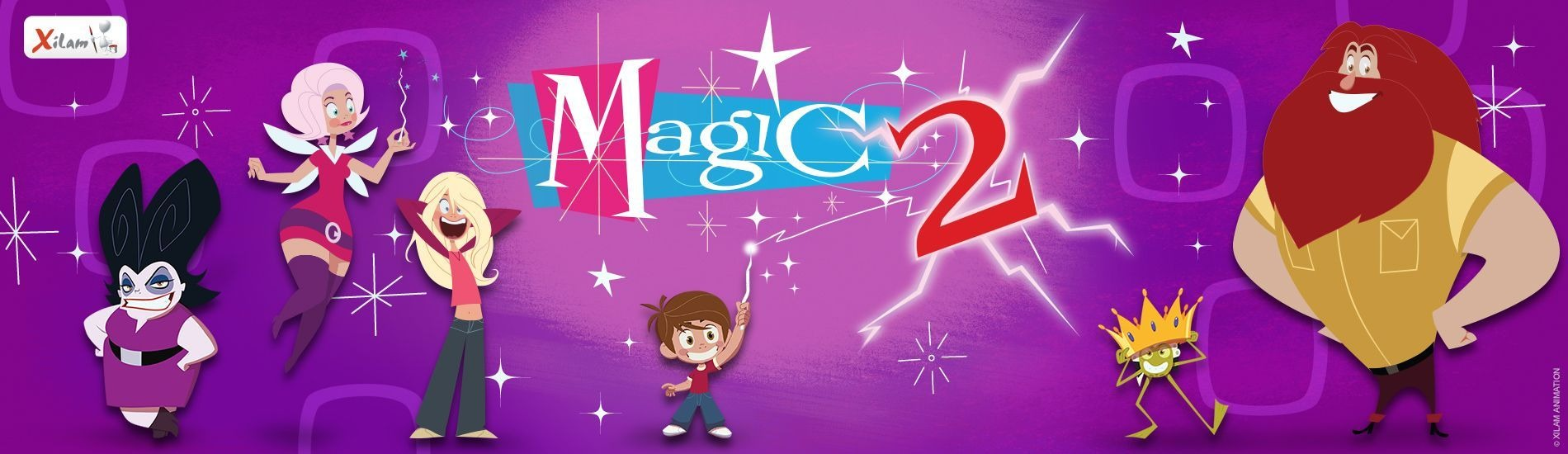 Magic en streaming sur Gulli Replay