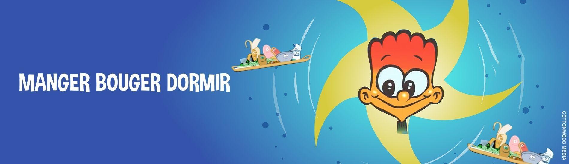 Manger, bouger, dormir en streaming sur Gulli Replay