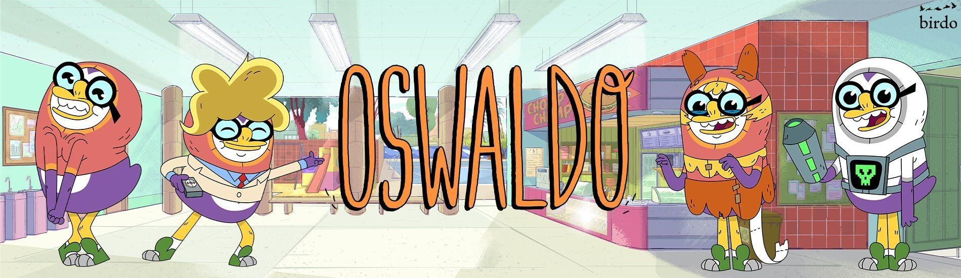 Oswaldo en streaming sur Gulli Replay