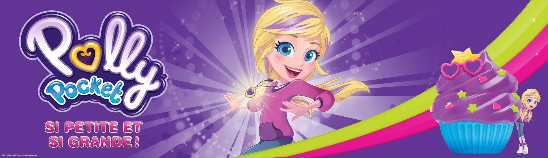 Polly Pocket en streaming sur Gulli Replay