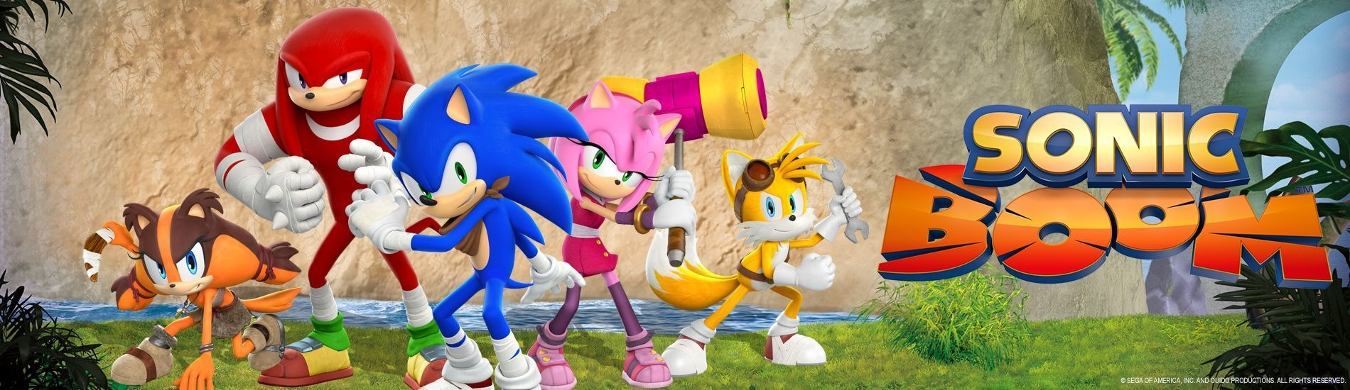 Sonic Boom en streaming sur Gulli Replay