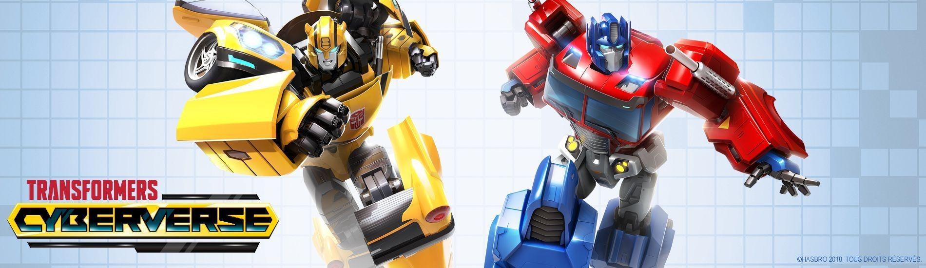 Transformers Cyberverse en streaming sur Gulli Replay