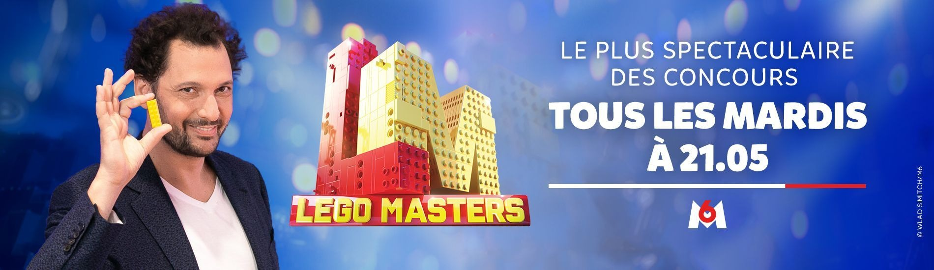 Lego Master en streaming sur Gulli Replay