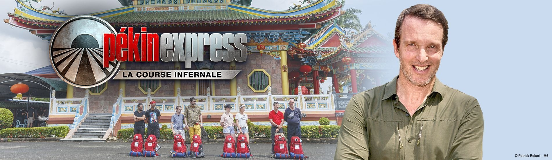 Pékin Express en streaming sur Gulli Replay