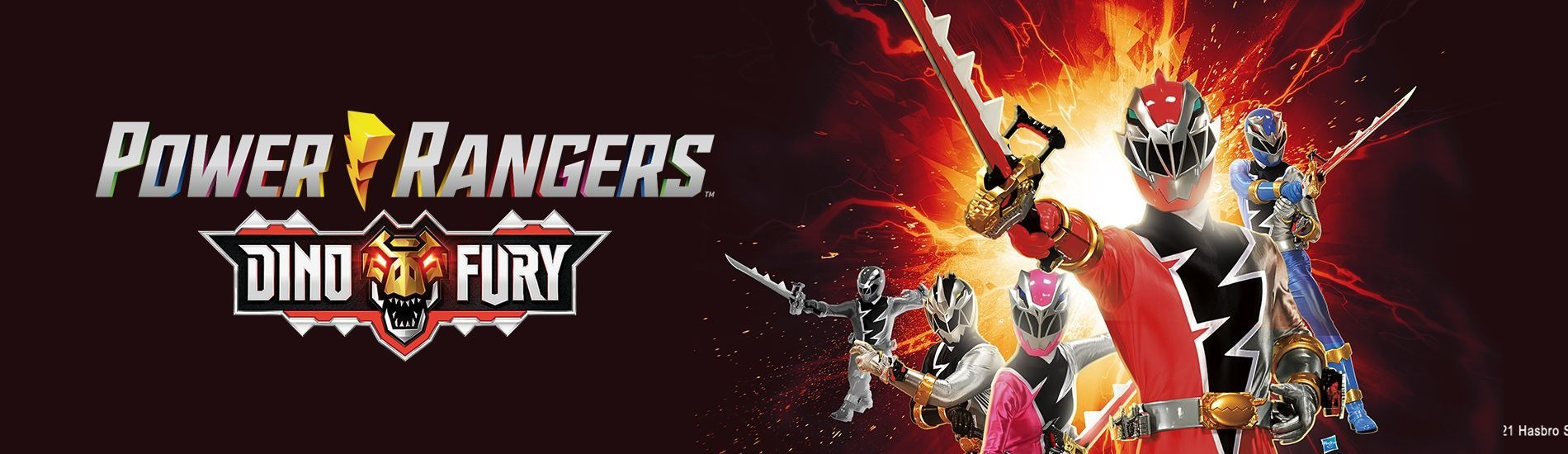 Power Rangers - Dino Fury en streaming sur Gulli Replay