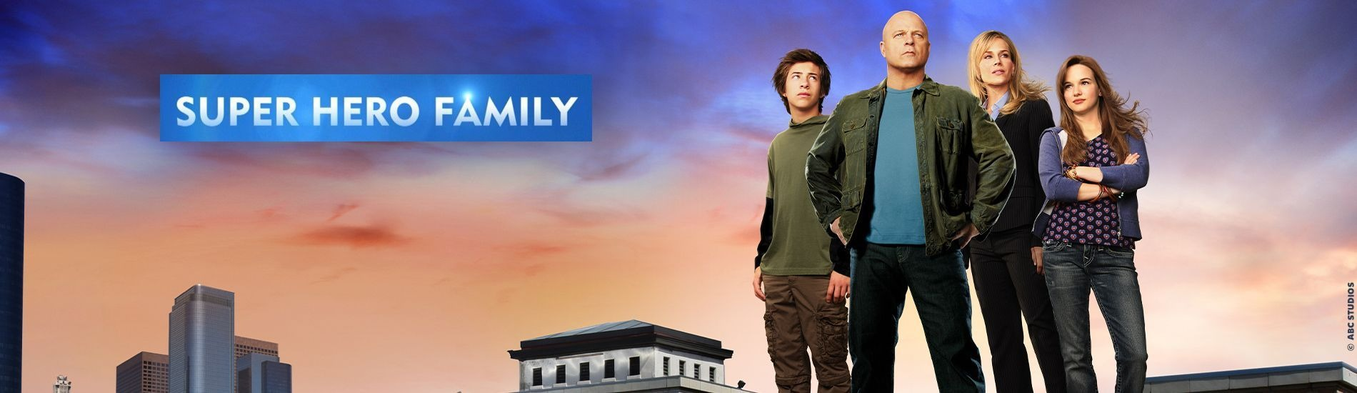 Super Hero Family en streaming sur Gulli Replay