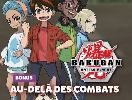 Bakugan Battle Planet: Small Brawl Stories