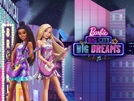 Barbie grande ville et grands rêves
