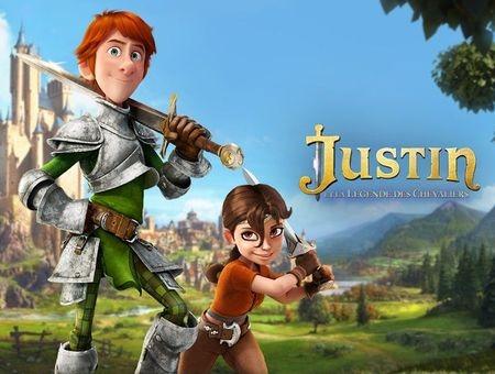 Justin et la légende des chevaliers
