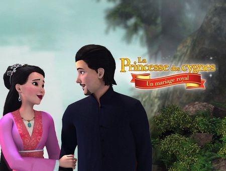 Le Cygne et la Princesse: un mariage royal