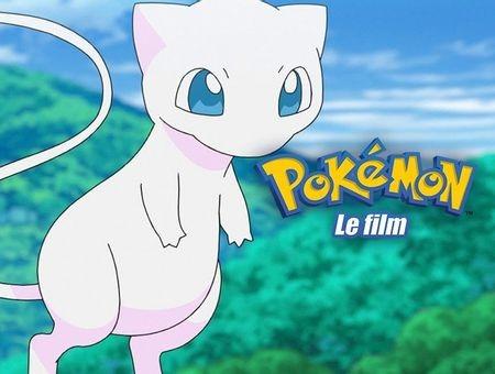 Pokémon le film : Mewtwo contre Mew