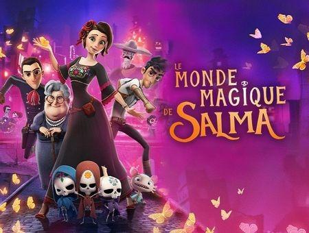 Le Monde Magique de Salma