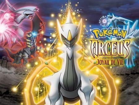Pokémon : Arceus et le Joyau de Vie