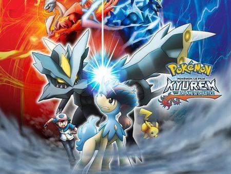 Pokémon le film - Kyurem vs la Lame de la Justice