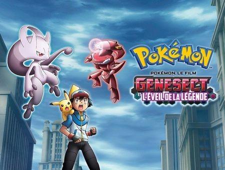 Pokémon Le Film - Genesect et l'éveil de la légende