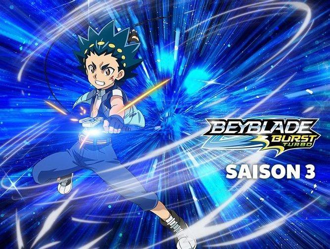Gulli Replay : Beyblade Burst Turbo en streaming - Beyblade