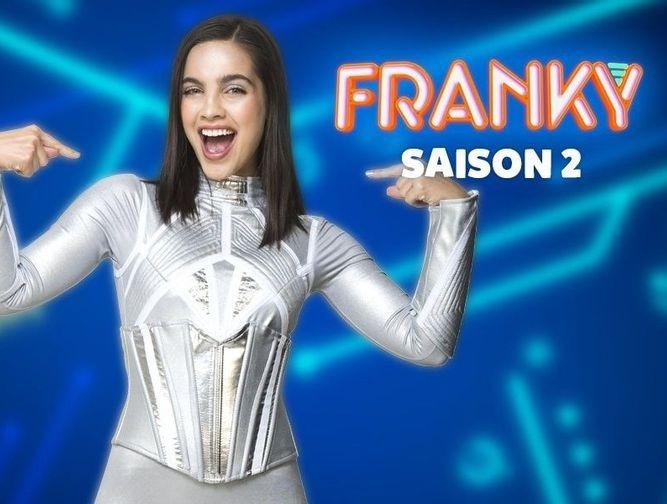 Franky fille virtuelle